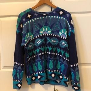 Sweaters - Hand Knit Sweater